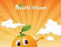 Multi-Vitam Visual II