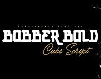 BOBBER BOLD & Cubs Script
