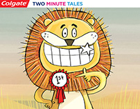 Colgate - Two minute tales