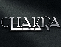 Chakra Live Logo (2014)