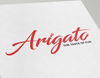 Arigato branding
