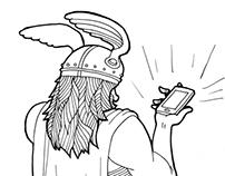 Zeichnungen – Skizzen