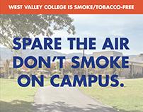 """""""Don't Smoke"""" Posters"""