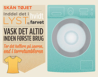Graphic Design | Laundry