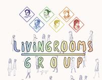 Print: Livingrooms Group Flyer