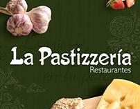 La Pastizzería - Italian Food -  UX UI Web design