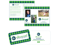 Bi-fold Brochure + Business Card