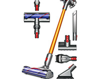 Dyson V8 Cordless Vacuum Cleaner