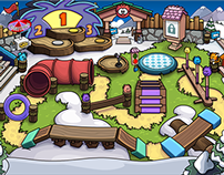 Club Penguin: Puffle Party 2014 and 2015