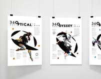 36O VR Branding & Poster Design