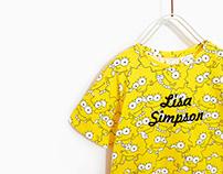 Lisa Simpson Tee