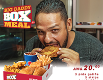 KFC Big Daddy Box Meal