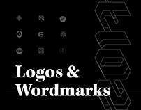 Logos & Wordmarks - 2017