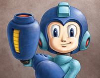 Fan Art: Megaman/Rockman