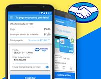 Mercadopago POS  |  UX/UI Mobile APP Ejercicio