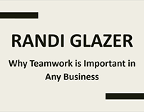 Randi Glazer - Committed to Her Career