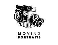 Moving Portraits Series Logo Concepts