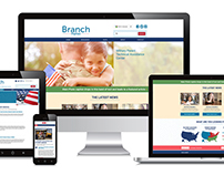 Branchta.org Brand Refresh and Site Redesign