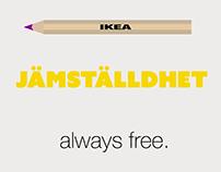 ikea + sweden tourism