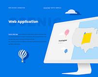 Scenic Web Application