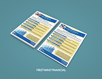FirstWave Financial 5 Steps to Financial Freedom PDFs