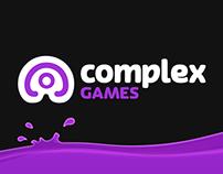 Complex Games Rebrand