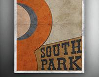 SouthPark S19: Stylized Poster