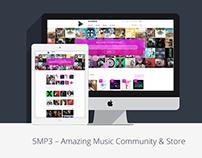 5MP3 – Amazing Music Community & Store