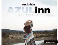 Azul Inn Interior Design Concept Presentation
