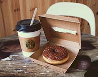 Starbucks: Re-design