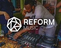 Reform Music Branding