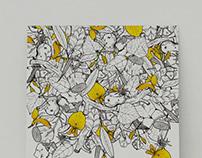 Feria del Libro SdV 2012 / Poster