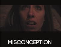 MISCONCEPTION curta metragem ficcional