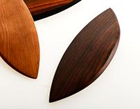 Safety wooden cutter(Handaxe)