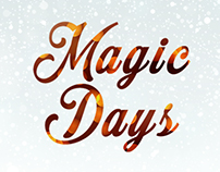 Magic Days - Online Campaign