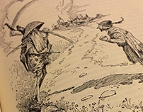 Grimm Fairytale adaptation