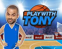 Play with Tony