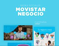 Movistar Negocios - Posteos