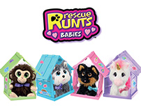 Rescue Runts Babies - Packaging