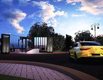Mercedes Benz - Test Drive Event 2019