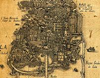 Mapa de Macau 澳門地圖(Map of Macau)