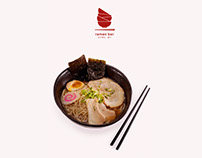 Ramen Bar (Graphics & Photography)