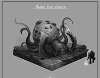 Alien Form Concepts