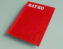 BAYKO - brand identity