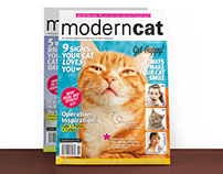 Modern Cat Magazine—Spring/Summer 2015