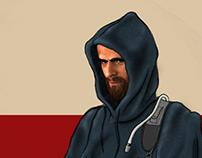 Terrorist Hunter Concept