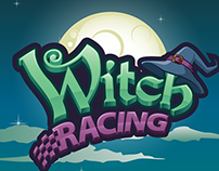 WITCH RACING LOGO