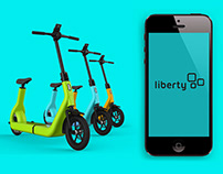 Liberty - Sustainable mobility service