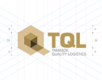 Branding project for a logistics firm.