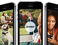 Bose Lifestyle Mobile Experience